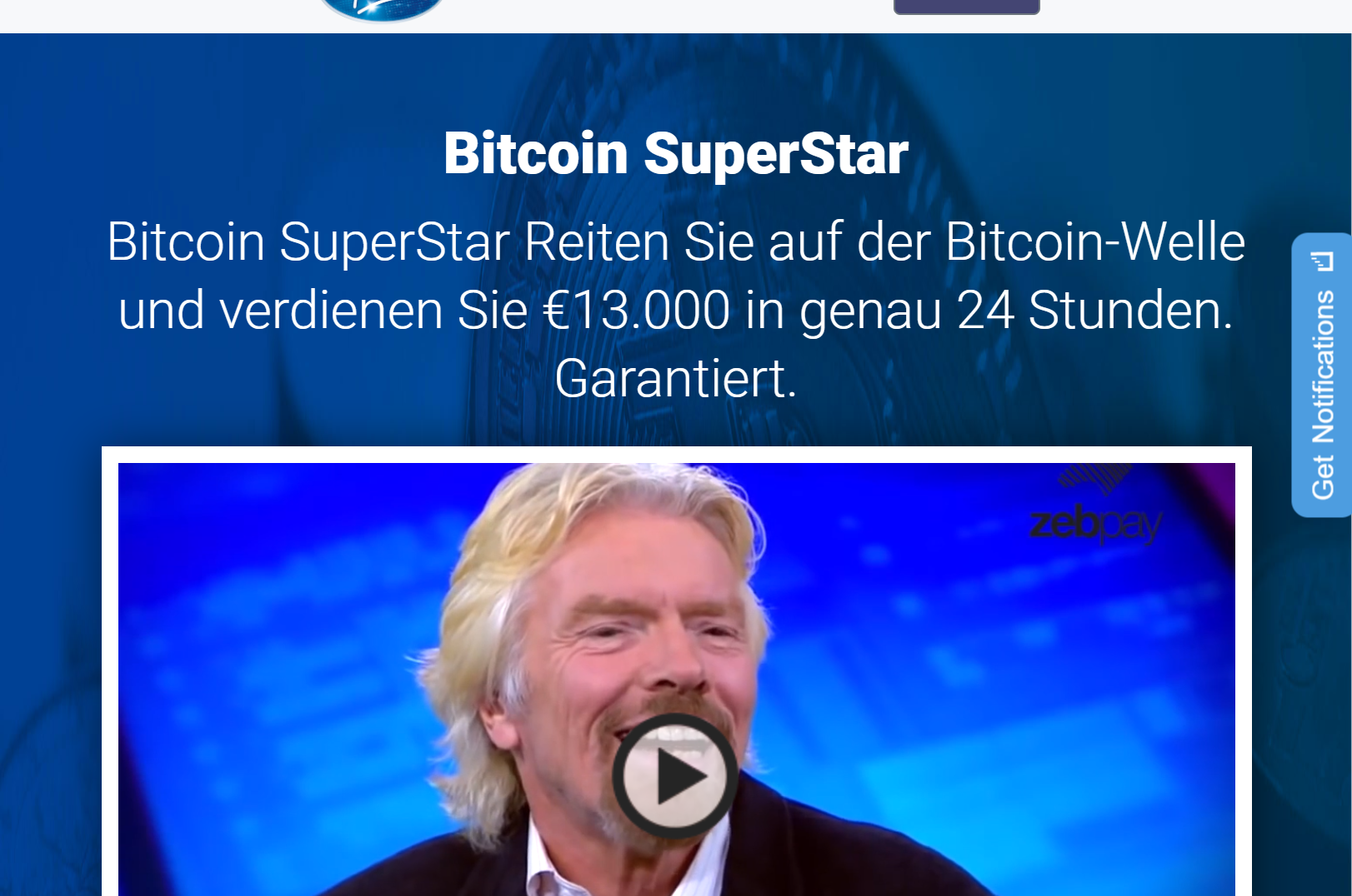 Bitcoin Superstar Dieter Bohlen